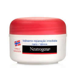Neutrogena Bálsamo Reparador Nariz e Lábios 15ml