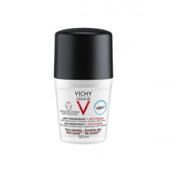 Vichy Homme Deo Roll-On Antimanchas 48H 50ml