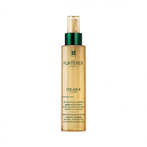 Rene Furterer Okara Blond Spray Abrilhantador 150ml