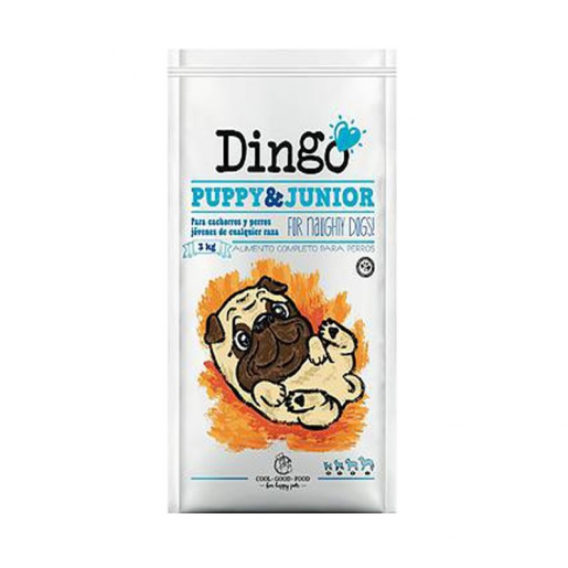 Dingo Puppy & Junior 3Kg