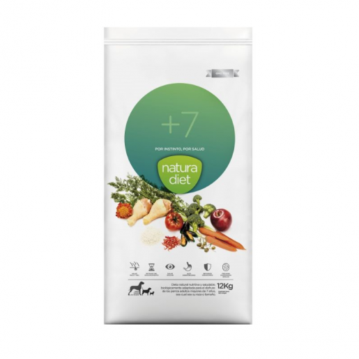 Natura Diet +7 Sénior 500g