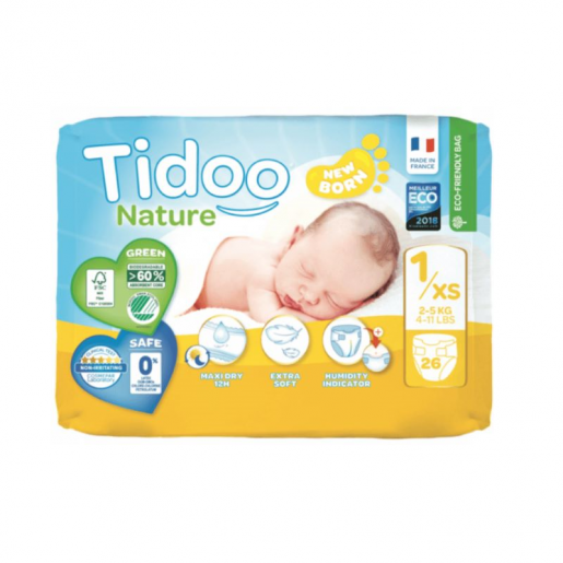 Tidoo Nature 1 26 unid.