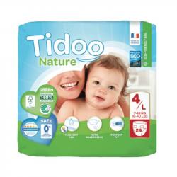 Tidoo Nature 4 24 Fraldas