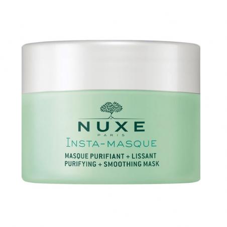Nuxe Insta-Masque Máscara Purificante+Suavizante 50ml