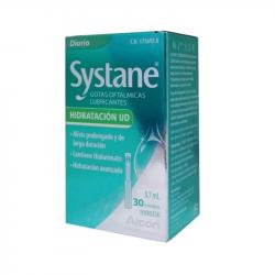 Systane Hydration Solução Oftalmológica UD 30 unidades