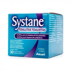 Systane Toalhitas Oftalmológicas 30 unidades