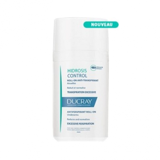 Ducray Hidrosis Control Anti-transpirante Roll On Axilas 40ml