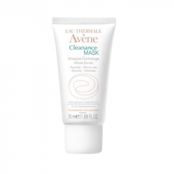 Avène Cleanance Mask Máscara-Esfoliante 50ml