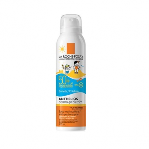 Anthelios Dermo-Pediatrics Spray Multiposições 50+ 125ml