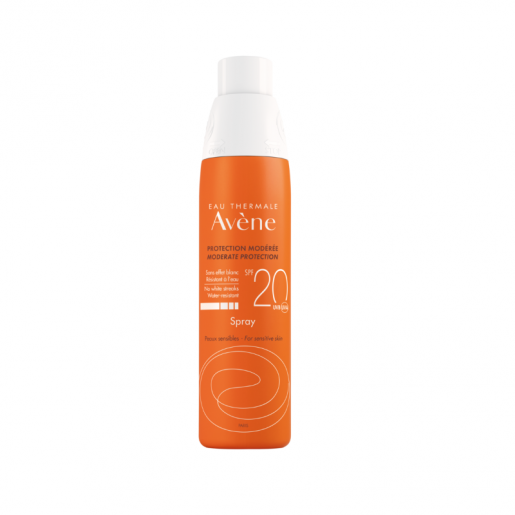 Avène Solar Spray SPF 20 200ml