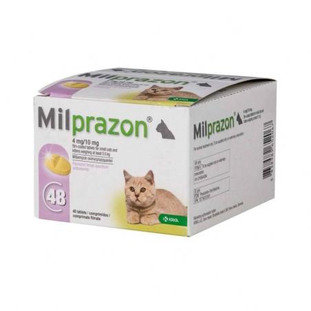 Milprazon 4mg/10mg 48 comprimidos