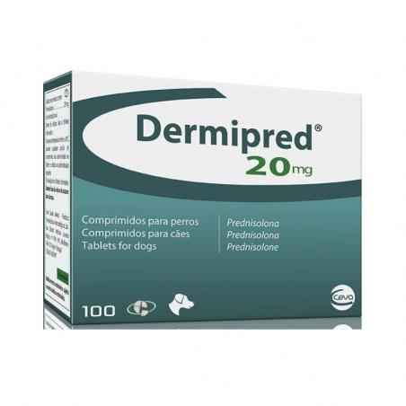 Dermipred 20mg 100 comprimidos