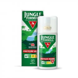 Jungle Formula Proteção Máxima Spray 75ml