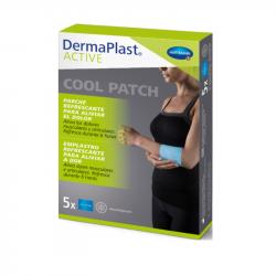 DermaPlast Active Cool Patch 10x14cm 5 unidades