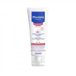 Mustela Stelaprotect Creme Hidratante Calmante de Rosto 40ml