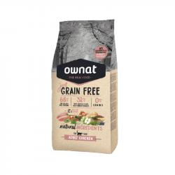 Ownat Just Grain Free Gato Adult Chicken 1Kg