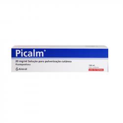 Picalm Solução Para Pulverização Cutânea 100ml
