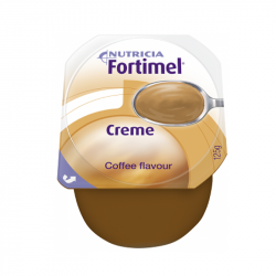 Fortimel Creme Café 4x125g
