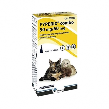 Fyperix Combo Gato 3 pipetas