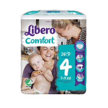 Libero Comfort 4 26 unidades