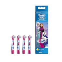 Oral-B Cabeça para Escova Eléctrica Stages Frozen 4unidades