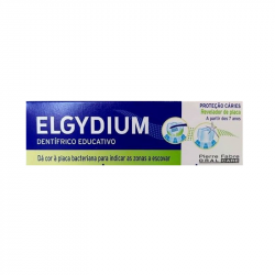 Elgydium Junior Revelador de Placa Dentífrico Educativo 50ml