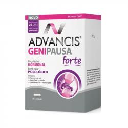 Advancis Genipausa Forte 30cápsulas