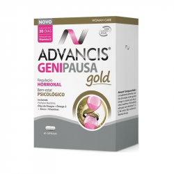 Advancis Genipausa Gold 30cápsulas
