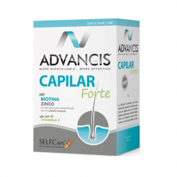 Advancis Capilar Forte 60cápsulas