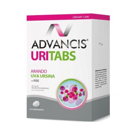 Advancis Uritabs 30comprimidos