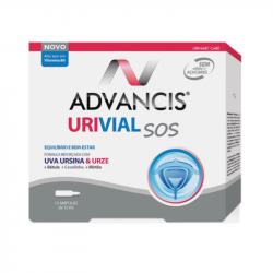 Advancis Urivial SOS 10mlx15ampolas