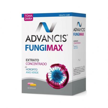 Advancis Fungimax 20+20cápsulas