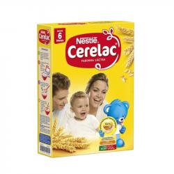 Nestlé Cerelac Trigo Láctea 6m+ 500g