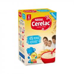 Nestlé Cerelac Trigo Láctea -40% de Açúcares 6m+ 1kg