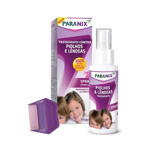 Paranix Spray de Tratamento + Pente 100ml