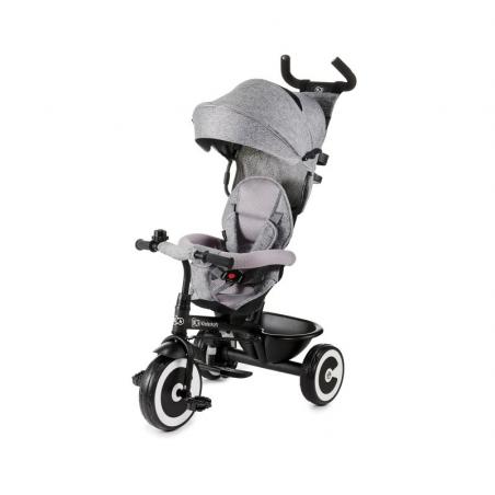 Kinderkraft Aston Triciclo Cinzento