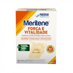Nestlé Meritene Força e Vitalidade Baunilha 15x30g