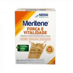 Nestlé Meritene Força e Vitalidade Café Saquetas 15x30g