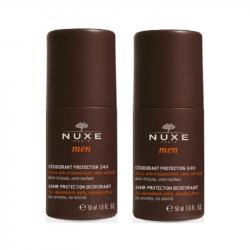 Nuxe Men Desodorizante Protecção 24h 2x50ml