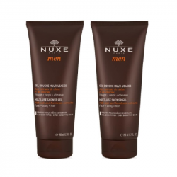 Nuxe Men Gel de Duche Multifunções 2x200ml