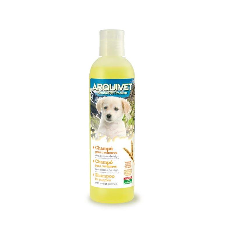 Arquivet Champô para Cachorros 250ml