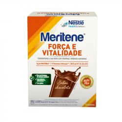 Nestlé Meritene Força e Vitalidade Chocolate Saquetas 15x30g