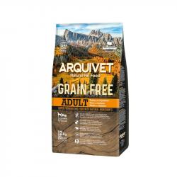 Arquivet Cão Grain Free Adult Turkey 12Kg