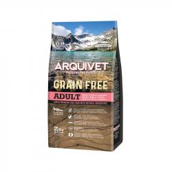 Arquivet Cão Grain Free Adult Salmon 2Kg