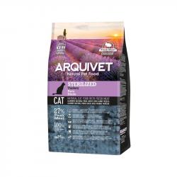Arquivet Gato Sterilized Turkey 1,5kg