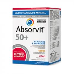 Absorvit 50+ 30comprimidos