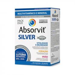 Absorvit Silver 30comprimidos+30cápsulas