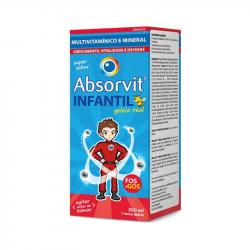 Absorvit Infantil Geleia Real 150ml