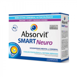 Absorvit Smart Neuro 30ampolas