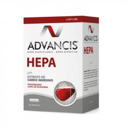 Advancis Hepa 60cápsulas